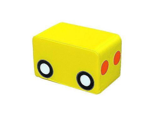 Anhäner für Spielzeugauto blau