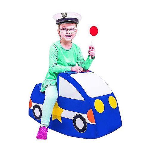 Polizei Auto Wipper