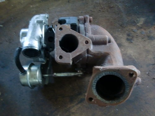 Turbolader Opel Astra F Bj. 95 1,7 50kW 35tkm 90499271