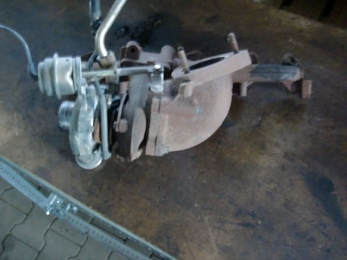 Turbolader Opel Astra G 2,0 Bj. 99 130tkm90531518