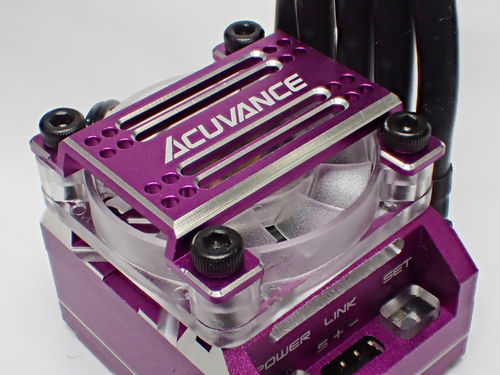 High Power Cooling Fan unit ( Purple ) for Xarvis