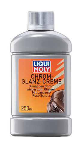 Liqui Moly 1529, Chrom-Glanz-Creme, 250 ml