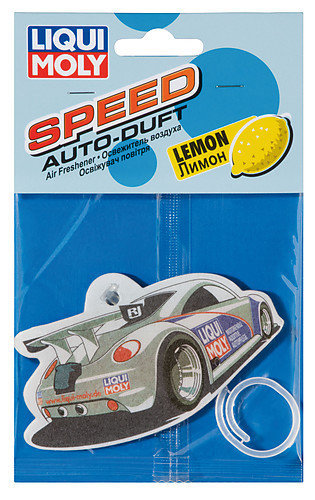 Liqui Moly 1661, Auto Duft Speed Lemon