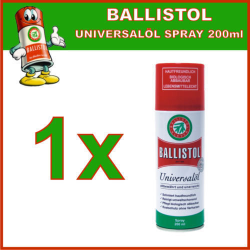 Ballistol Universal Spray, 200 ml