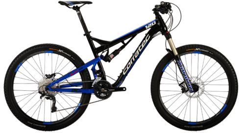 Corratec Inside Link 120 Y Mountainbike