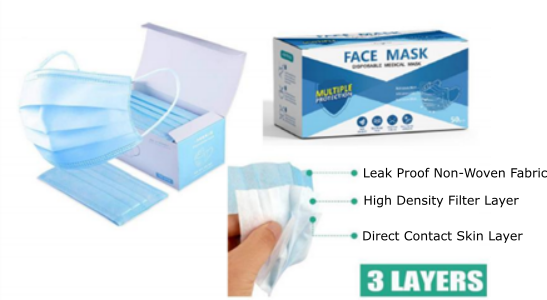 FaceMaskFront