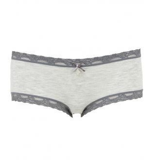 LIKE IT! We love grey - Panty 9er Pack- Art. 6016 137