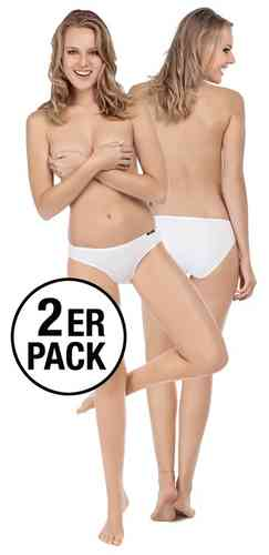 SKINY Advantage Cotton – 2 er Pack Rio Slip – Art. 082653