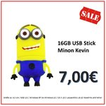 Sonderaktion  16GB USB Stick Minion Kevin
