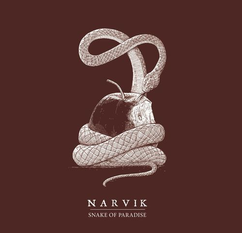 Narvik - Snake of Paradise - Digipack + Patch