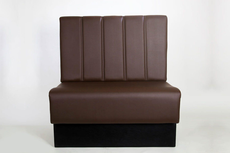 hochwertige dinerbank sitzbank sofa york f r gastronomie nach kundenwunsch. Black Bedroom Furniture Sets. Home Design Ideas