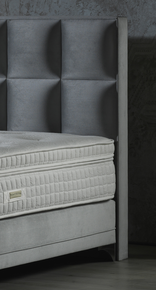 boxspringbett vienna 180x200 inkl taschenfederkern topper. Black Bedroom Furniture Sets. Home Design Ideas
