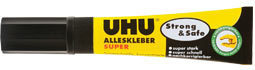 UHU Alleskleber SuperStrong & Safe