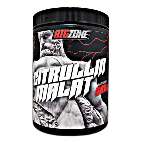 Big Zone L-Citrullin Malat 500g