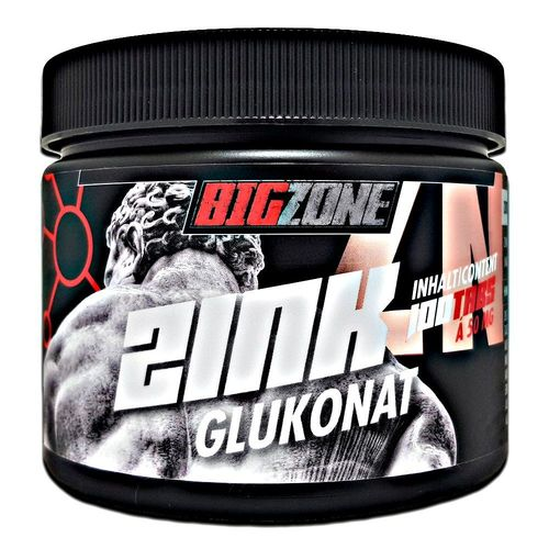 Big Zone Zink Glukonat 100 Tabletten
