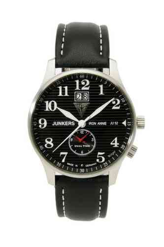 6640-2 Junkers Iron Annie Big Date dual time