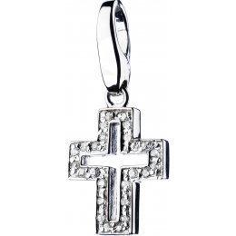 "Giorgio Martello Charm ""Kreuz"" 801609"