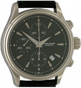 "Louis Erard ""Heritage"" Chronograph 77254AA02"