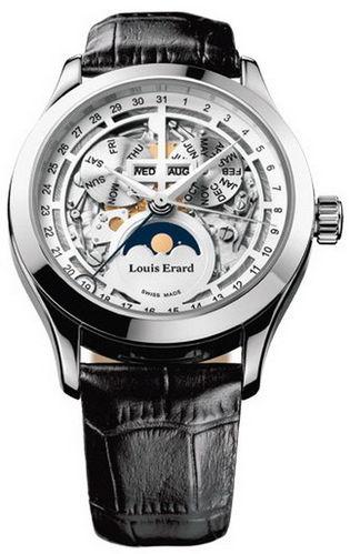 """Louis Erard """"1931"""" 75e Anniversaire 93204AA01"""