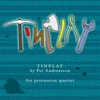 Andreasson, Per: Tinplay for Percussion Quartet