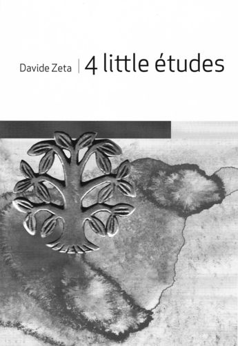 Zeta, Davide: 4 little etudes for Marimba