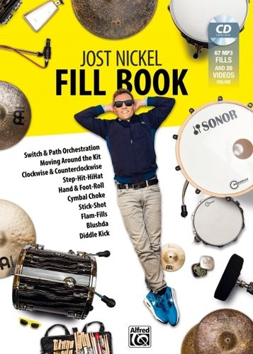 Nickel, Jost: Fill Book (Book + MP3-CD)