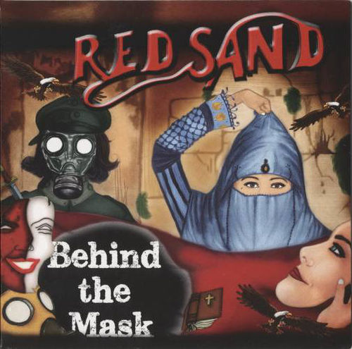 RED SAND - Behind The Mask