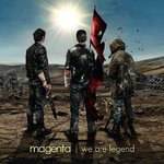 MAGENTA - We Are Legend CD + DVD