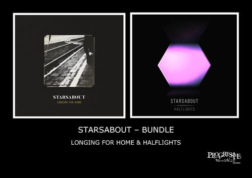 STARSABOUT - Longing For Home & Halflights BUNDLE