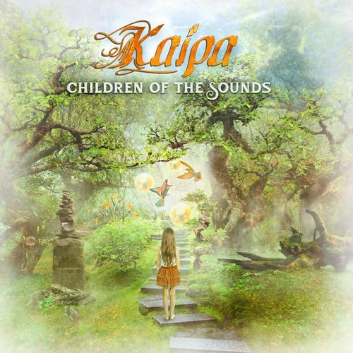 KAIPA - Children Of The Sounds Special Edition CD Digipak
