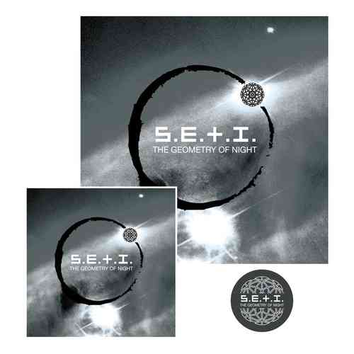 S.E.T.I. The Geometry of Night 2xCD