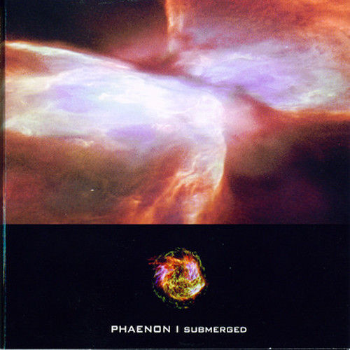 PHAENON Submerged CD