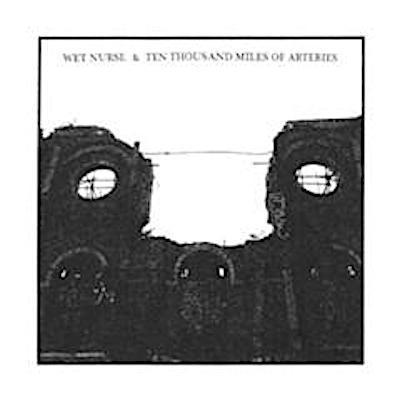 WET NURSE/TEN THOUSAND MILES OF ARTERIES Split CD