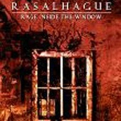 RASALHAGUE Rage Inside the Window CD