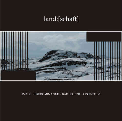 V.A. LAND:SCHAFT 2x10inch (inade, bad sector, predominance)