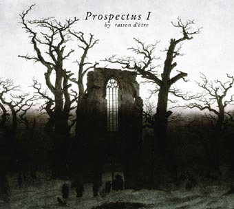 RAISON D´ETRE Prospectus I (redux version) 2xCD