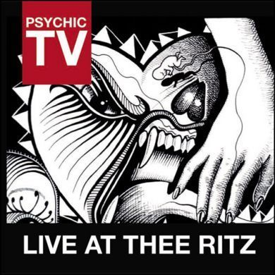 PSYCHIC TV Live At Thee Ritz 2xCD