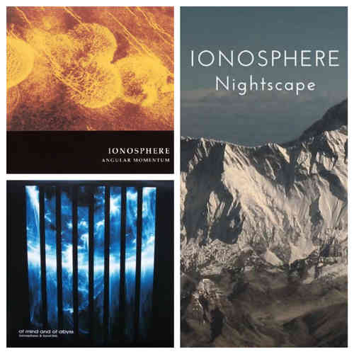 IONOSPHERE Nightscape / Angular / Of Mind 2xCD/12inch