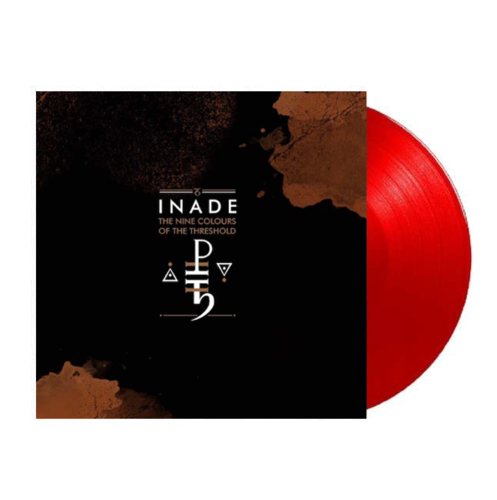 INADE The Nine Colours of the Threshold LP (red)