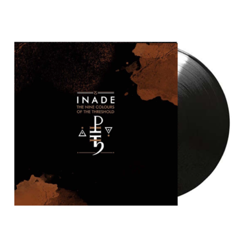INADE The Nine Colours of the Threshold LP (black)