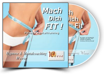 Fitness Mentaltraining - Mach dich FIT als MP3