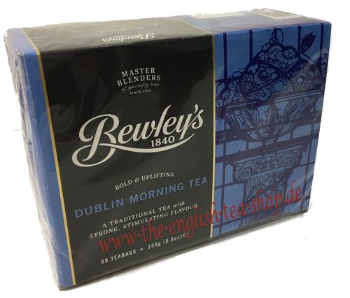 Bewley's Dublin Morning Tea 80 Teebeutel (250g)