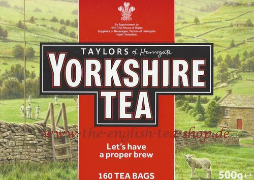 Taylors of Harrogate Yorkshire Tea 160 Teebeutel (500g)