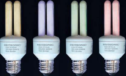 energiesparlampe e14 11w 230v 2 r hrig blau led shop. Black Bedroom Furniture Sets. Home Design Ideas