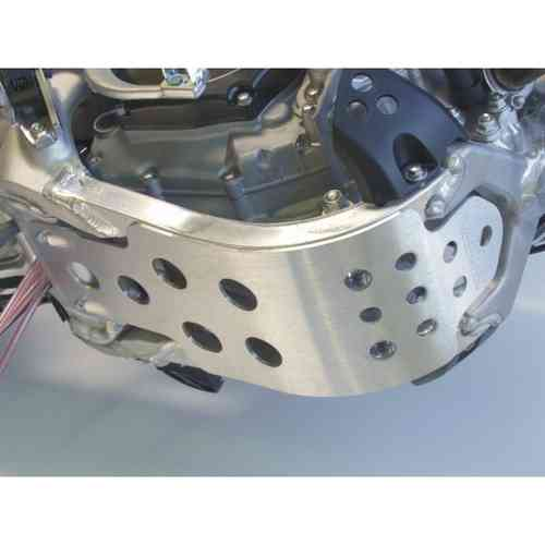 WORKS-CONNECTION Skid Plate Kawasaki KXF 250 09-16