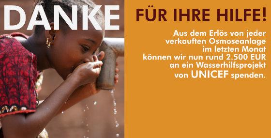 Attraktive Paketangebotefür Osmoseanlagen im neuen Onlineshop www.wasserhaus.eu