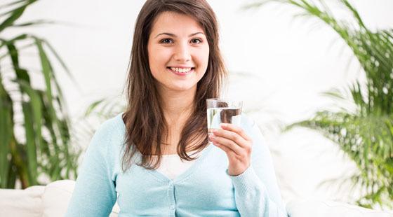 reinstes Wasser für die Gesundheit - Wasserfilter mit Umkehrosmose