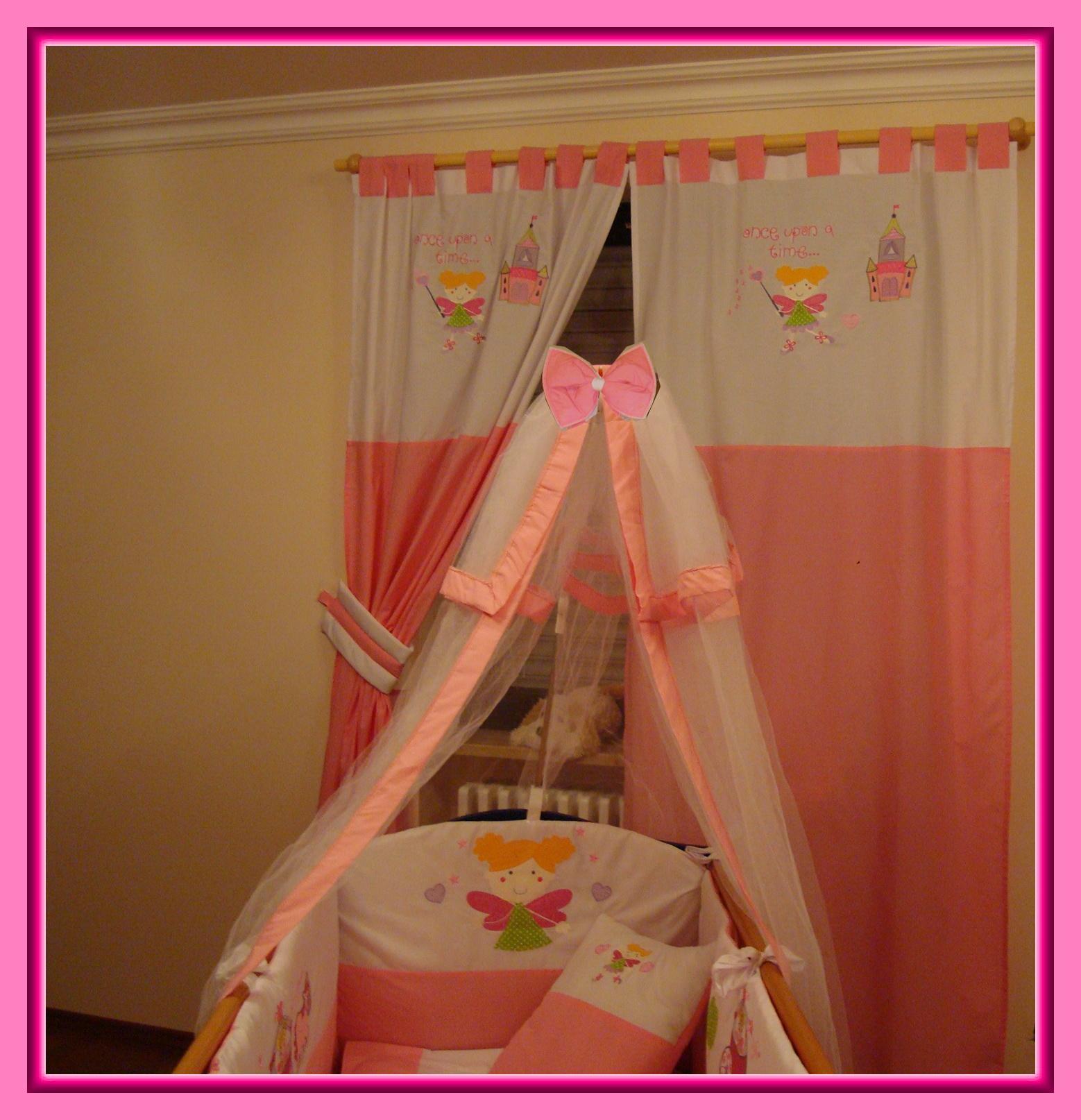 baby betthimmel rosa lila oder himmelblau ebay. Black Bedroom Furniture Sets. Home Design Ideas