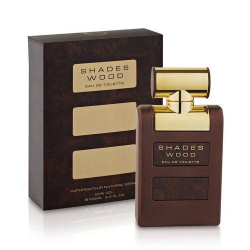Shades Wood - Armaf for Him - 100ml EdT for Men