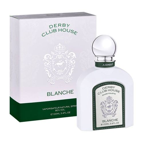 "Armaf for Him - Derby Club House ""Blanche"" - 100ml EdT for Men"